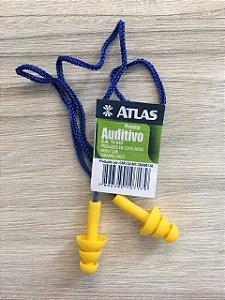 Protetor Auditivo Plástico - ATLAS