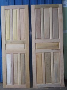 Porta Almofadada Tauari 1º - 60 CM - FUTURA
