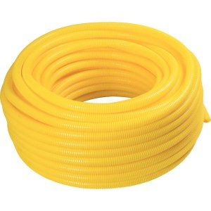 "Eletroduto Flexível 3/4"" Amarelo ( Metro ) - TRAMONTINA"