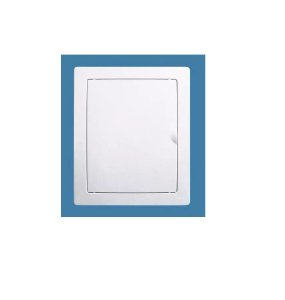 Quadro de Distribuição 12/16 Disjuntores - Branco - FAME