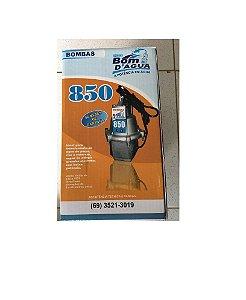 Bomba D'Agua 850 127V - Bom D'Agua