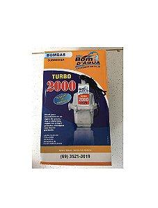 Bomba D'Agua 2000 Turbo 127V - Bom D'Agua