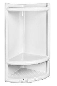 Porta Shampoo - Branco
