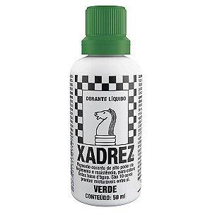 Bisnaga Xadrez 50 ml - Verde