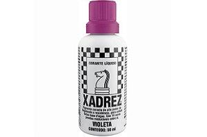 Bisnaga Xadrez 50 ml - Violeta