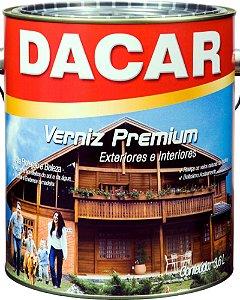 Verniz Filtro Solar Brilhante Natural 3,600 lt - Dacar