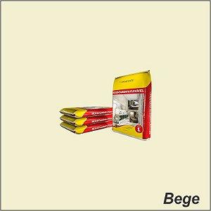 Rejunte 1 KG Bege - Argaforte