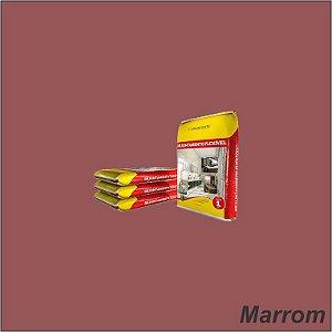 Rejunte 1 KG Marrom - Argaforte