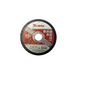 Disco Desbaste para Metal 5x1/4 x 7/8 - MTX