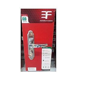 Fechadura Externa Epoca 717E 11250 Cromada - 3F