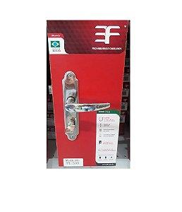 Fechadura Externa Fashion 718E 11250 Cromada - 3F