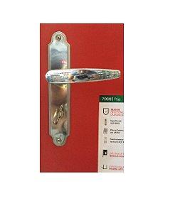 Fechadura para Banheiro Época 717B 112 Cromada - 3F
