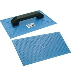 Desempenadeira Azul 18 x 30 Corrugada - Senior's