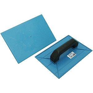 Desempenadeira Azul 18 x 30 Lisa - Senior's