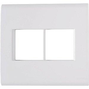 Placa + Suporte 4x4 LIZ - TRAMONTINA