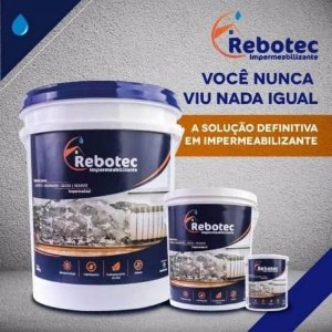 Rebotec 4 Kg ( Impermeabilizante )