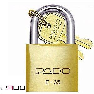 Cadeado 35 mm - PADO