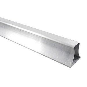 Régua Triangular para Pedreiro de Alumínio 2 Metros - VC ALUMÍNIOS