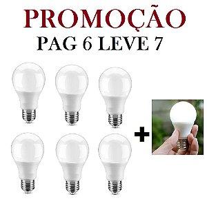 Lampada LED 4,9 W BIVOLT 6500K Luz Fria - TASCHIBRA