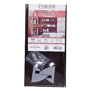 Prateleira Tabaco 25x40 CM - PRAT-K