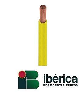 Fio Flexível 6,0 MM Amarelo - IBERICA
