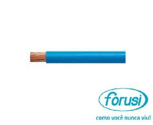 Fio Flexível 6,0 MM Azul Claro - FORUSI