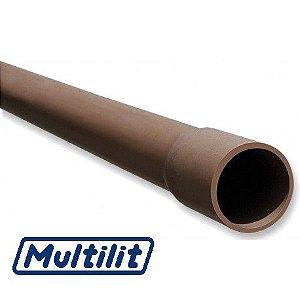 Tubo Soldável Água Fria 60 M.M. - MULTILIT