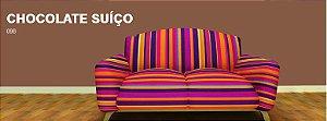 Tinta Acrílico Fosco Standard 3,600 Litros Chocolate Suíço - DACAR