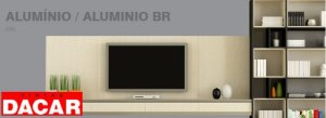 Esmalte Sintético Standard 225 ML Alumínio - DACAR
