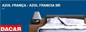 Esmalte Sintético Standard 225 ML Azul França - DACAR