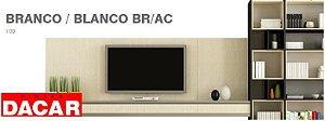 Tinta Acrílico Fosco Standard 3,600 Litros Branco - DACAR