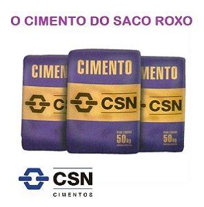 Cimento CP II - F - 32 ( Com 50 Kg ) - CSN
