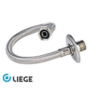 Engate Flexivel Inox Com 60 cm - LIEGE