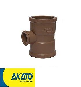 TE Soldável com Redução de 25x20 - AKATO