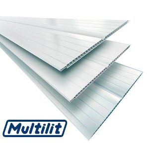 Forro PVC Germinado Gelo Peças 7mm X 7 mt ( VALOR DO M² ) - MULTILIT