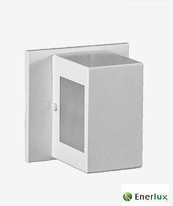 Arandela Iluminação Indireta Mini 2 Vidros G9 - ENERLUX