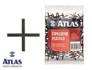 Espaçador Plástico 2 mm - ATLAS
