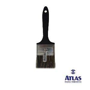 "Pincel Preto 2.1/2"" - ATLAS"