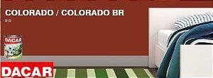Esmalte Sintético Standard 3.600 ML Colorado - DACAR