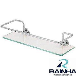 Porta Shampoo Stander Retangular (POLIDO) 300x100x4MM - RAINHA METAIS