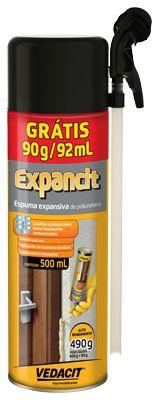 Espuma Expansiva Expancit 500ML - OTTO BAUMGART