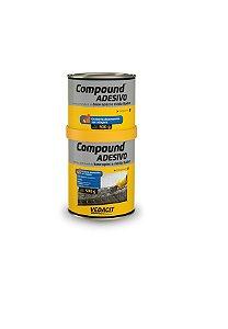Compound Tix Adesivo 500g+500g - OTTO BAUMGART
