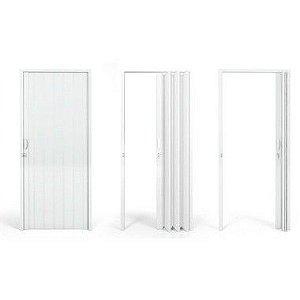 Porta Sanfonada 80 CM Branca - BELPLAST