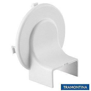 Conector Saída para Canaleta 20x10 Branco - TRAMONTINA