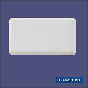 Módulo Tampo Cego Sistema Modular Branco - TRAMONTINA