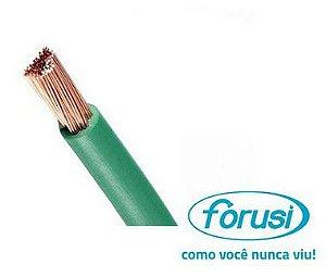 Fio Flexível 4,00 MM Verde - FORUSI