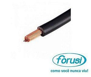 Fio Flexível 6,0 MM Preto - FORUSI