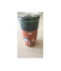 Filtro de Barro com Acabamento em Acrílico 7,5 Litros Fumê - UNIÃO UTILIDADES