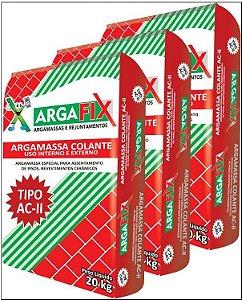 Argamassa AC-II 20KG - ARGAFIX