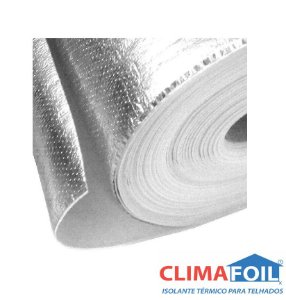 Manta Térmica Dupla 10M2 - CLIMAFOIL